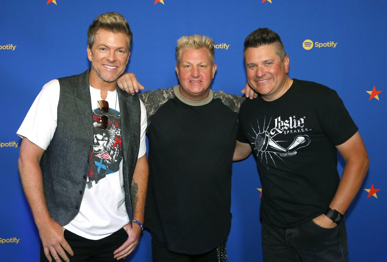 Rascal Flatts Shares Thoughts On Staying Relevant, Touring and Give Gratitude To God For It All