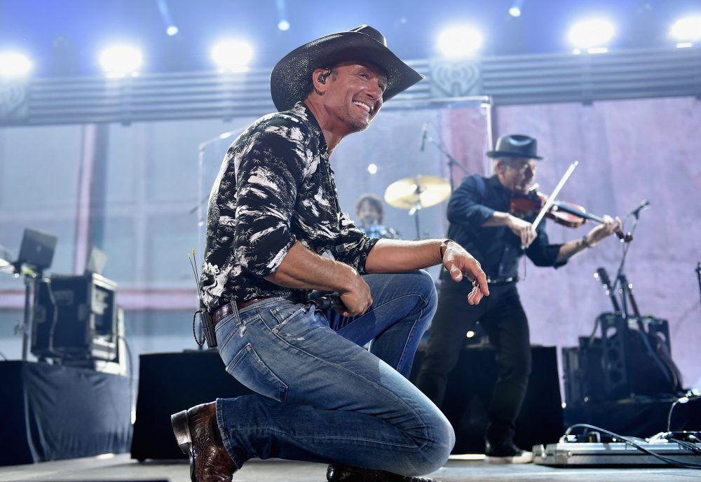 Tim McGraw, Zac Brown Band Lead Country Acts at 2019 iHeartRadio Music Festival