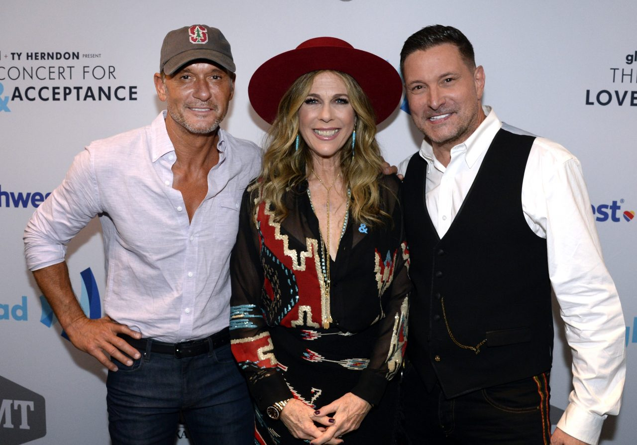 Country Artists Find Powerful Meaning in 2019 Ty Herndon Concert For Love and Acceptance