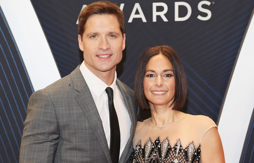 Walker Hayes Reveals The Moment He Knew Wife Laney Was 'The One'