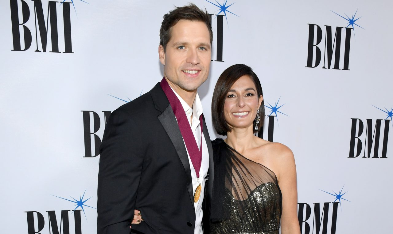 Walker Hayes Recalls His First Date With Wife Laney