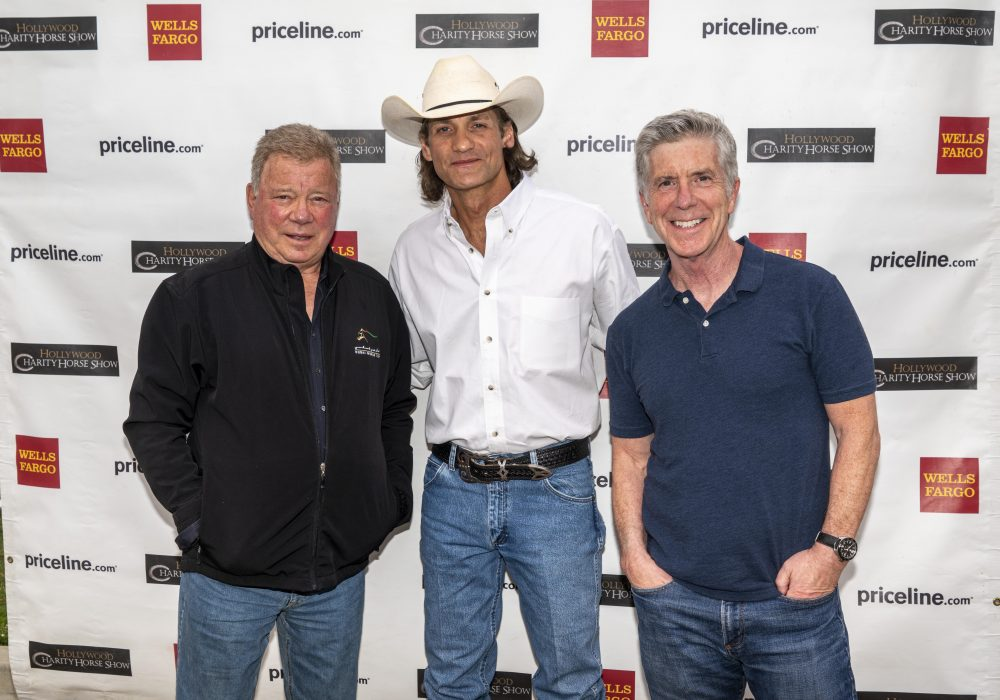 Wade Hayes Headlines William Shatner's Hollywood Charity Horse Show