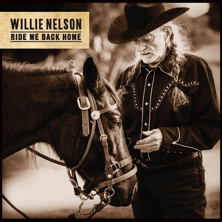 Willie Nelson; Cover art courtesy of Legacy Recordings