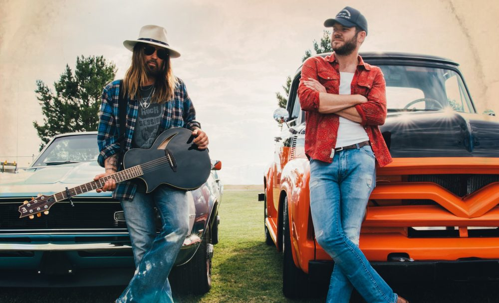 Billy Ray Cyrus And Johnny McGuire Launch New Duet