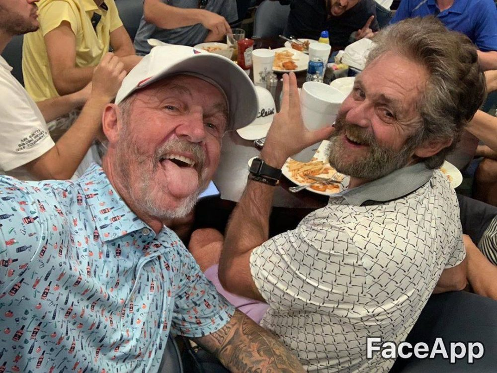 Country Stars Join the FaceApp Old Face Challenge