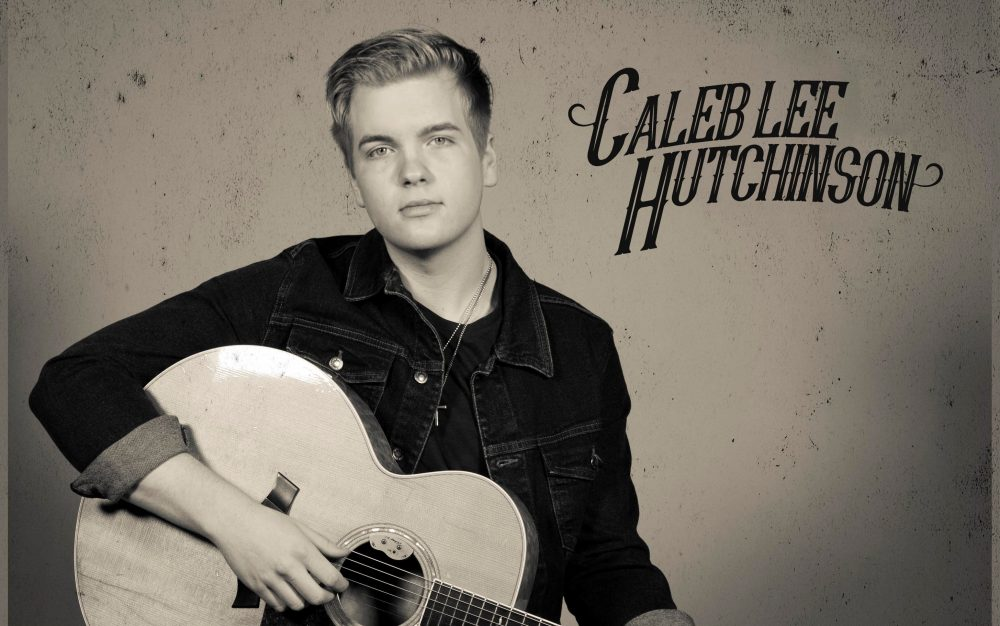Caleb Lee Hutchinson Releases Debut Self-Titled EP