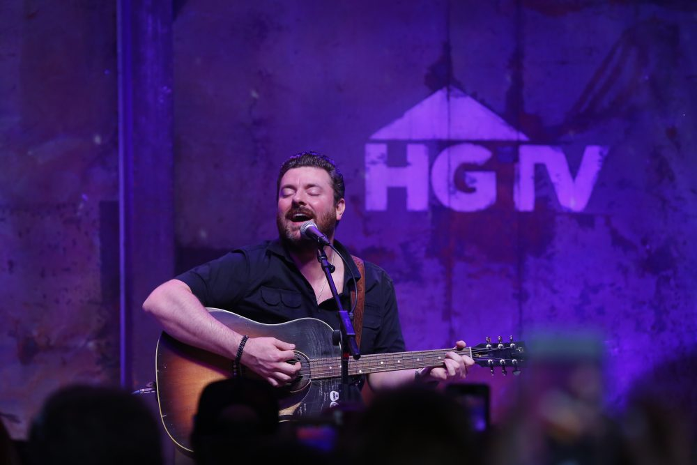 Chris Young Shifted Album Release Plans After Releasing 'Drowning'