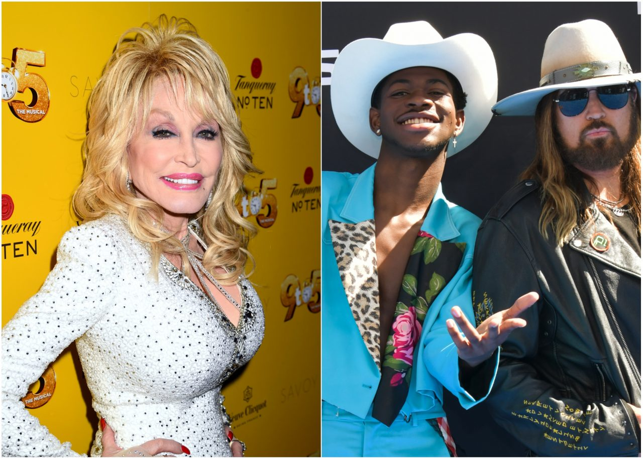 Dolly Parton and Lil Nas X Joke About 'Old Town Road' Remix