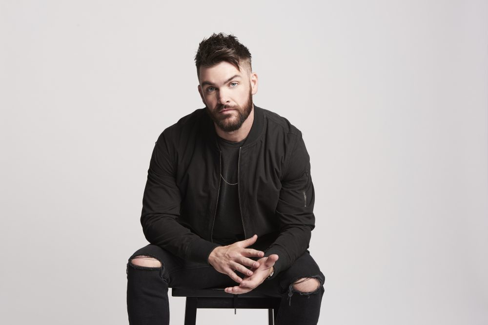 Dylan Scott Honors Hero Keith Whitley on New 'An Old Memory' EP