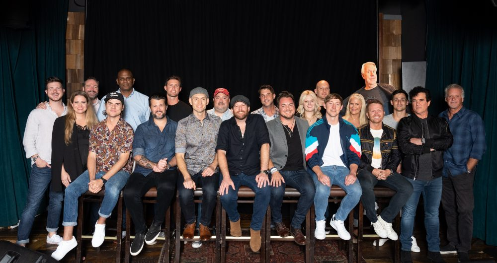 Eli Young Band Celebrate 'Rule-Breaking' No. 1 'Love Ain't:' 'We Really Appreciate What it Means to Make it Back Up to the Top Again'