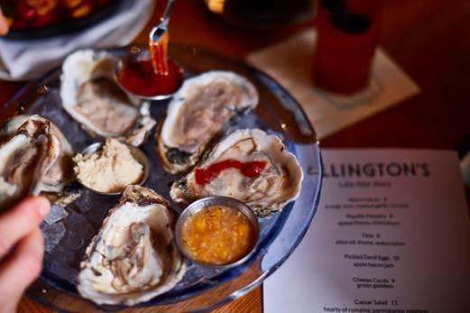 Ellington's Dollar Oysters, Courtesy photo