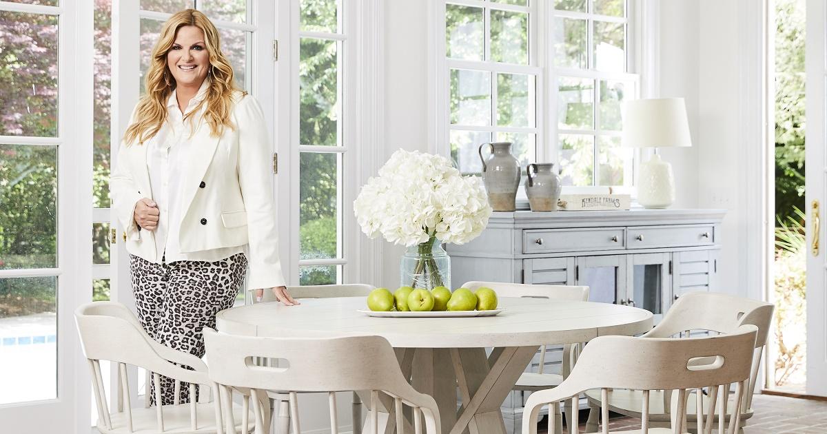 Five Favorites From Trisha Yearwood S New Furniture