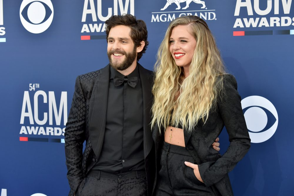 Thomas Rhett and Lauren Akins Announce Pregnancy