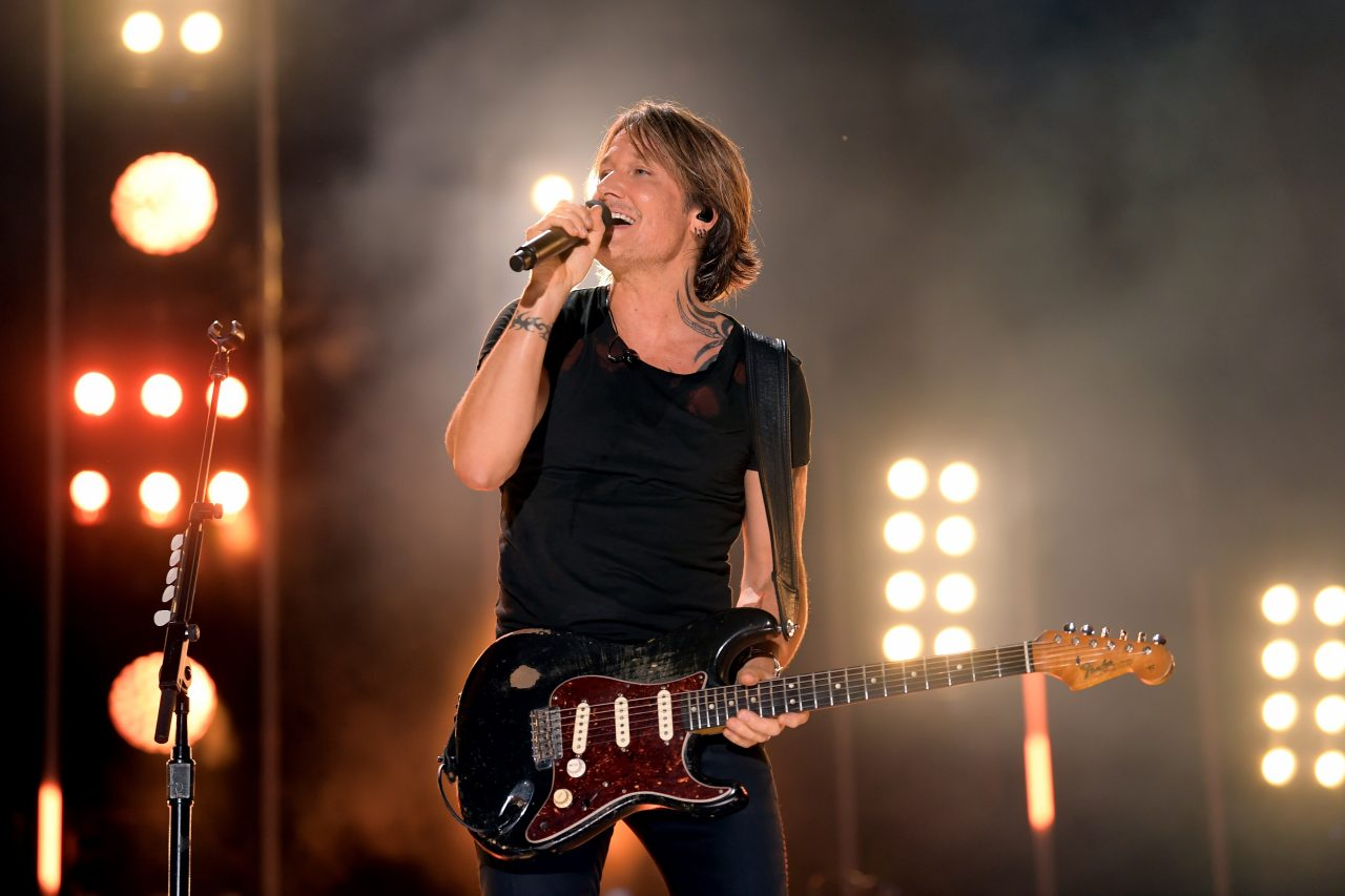 Keith Urban Plans Two-Night Stand for Colosseum at Caesars Palace