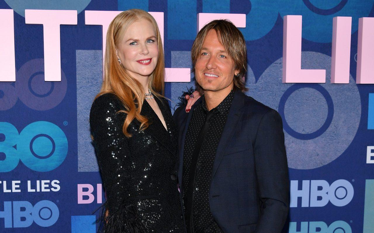 Nicole Kidman From Keith Urban