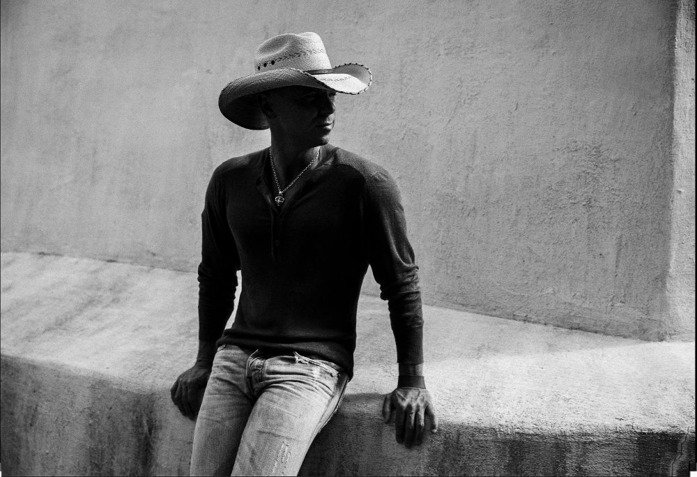 Kenny Chesney Serves Up Magnetic New Single 'Tip of My Tongue'
