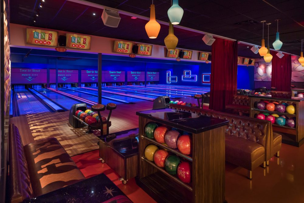 Nashville Indoor Fun: Everything From Bowling to Axe Throwing
