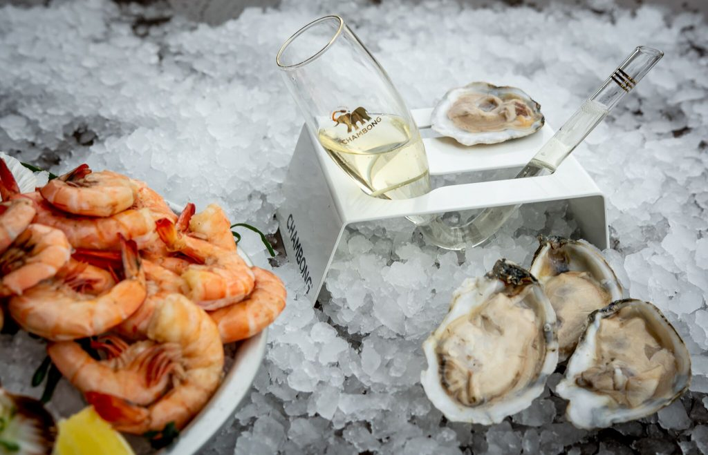 Marsh House Oysters and Chambong, Courtesy photo