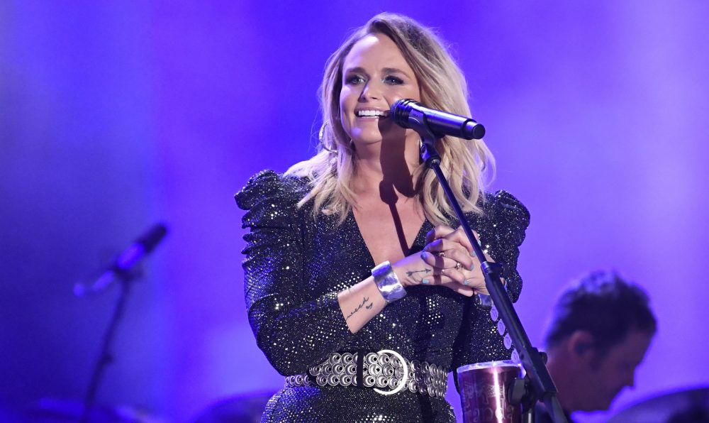 Miranda Lambert to Drop New Single, 'It All Comes Out in the Wash'