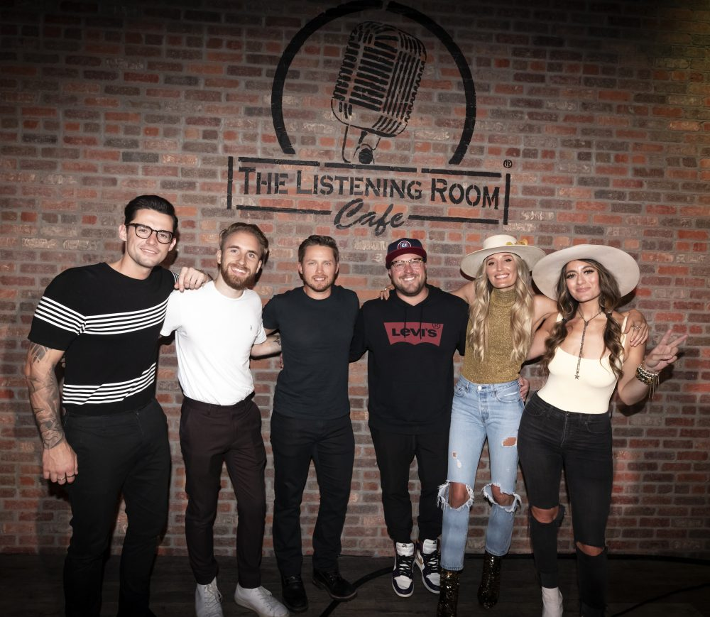 Mitchell Tenpenny Highlights Fellow Sony Music Nashville Artists During Songwriters' Showcase
