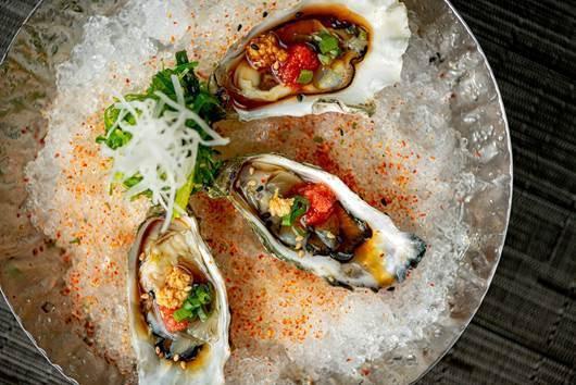 Oku Kaki Oysters, Courtesy photo