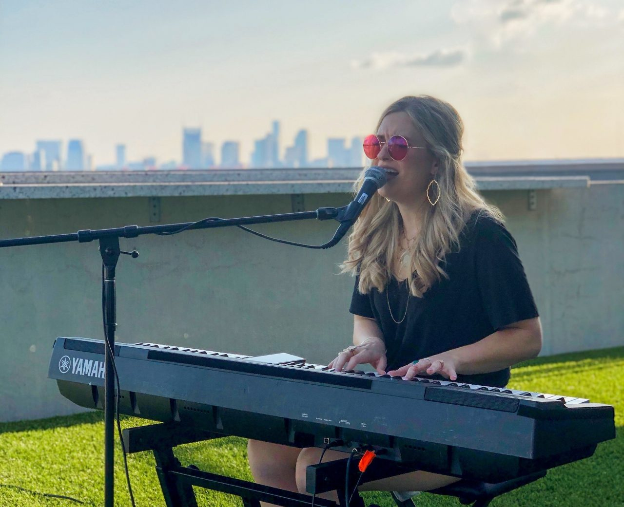 Rachel Wammack Takes Music Straight to Nashvile Residents With Summertime 'Sunset Sessions'