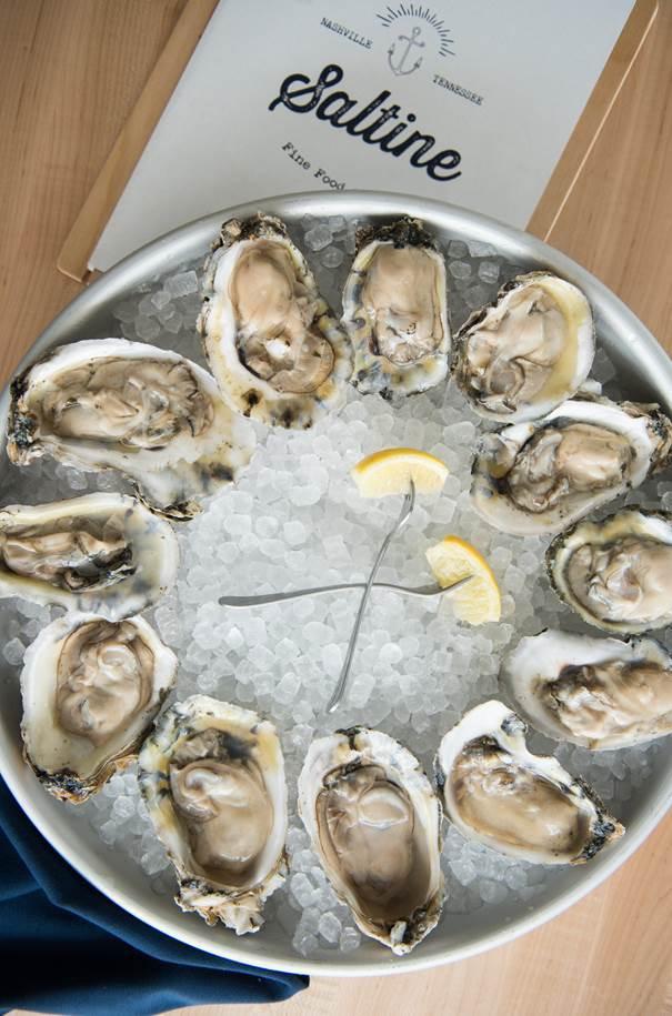 Saltine Oysters, Courtesy photo