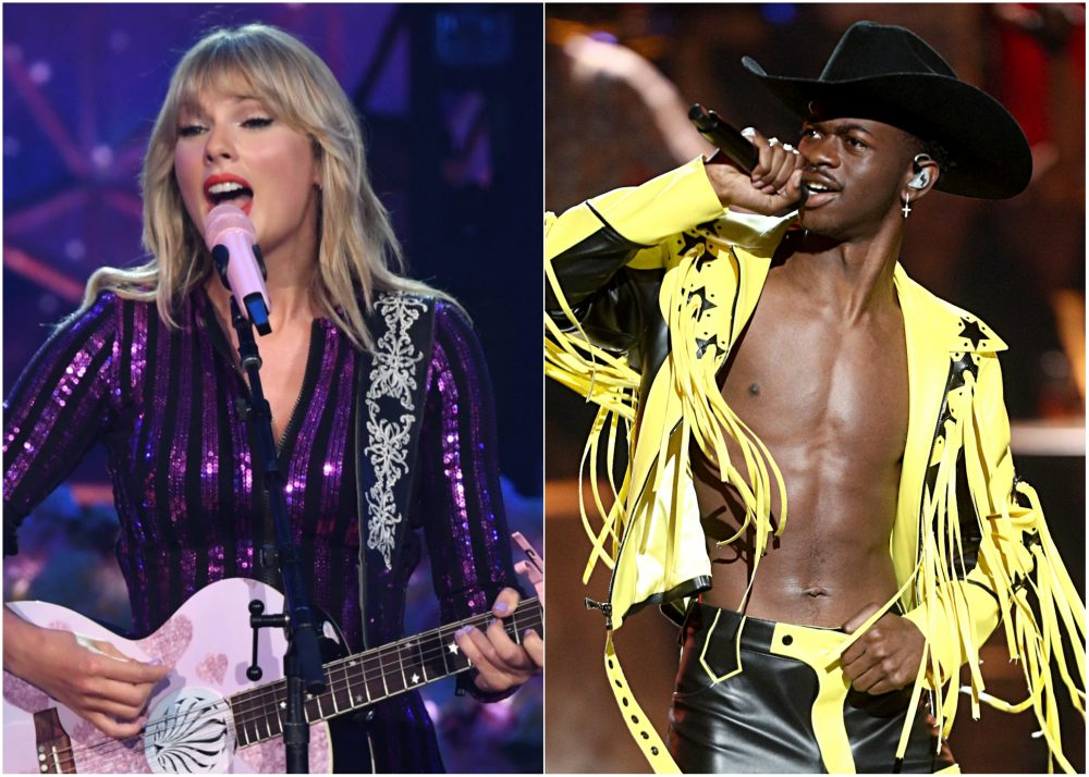 Taylor Swift and 'Old Town Road' Highlight MTV Video Music Awards