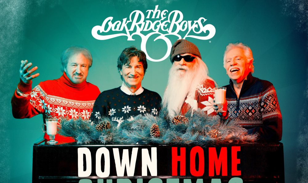 Album Review: The Oak Ridge Boys' 'Down Home Christmas'