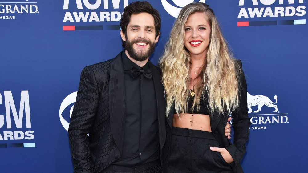 Thomas Rhett Reveals How His Wife's Dad Played Matchmaker