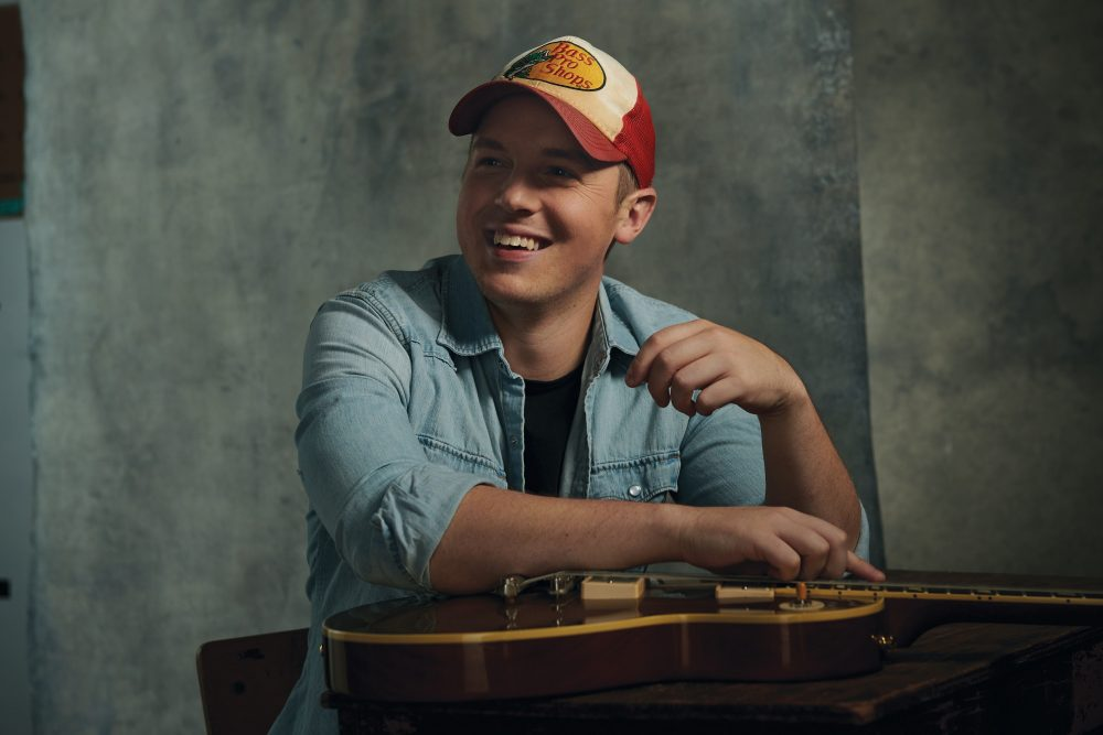 Travis Denning Spells out Goodbye in Clever New Track, 'Abby'