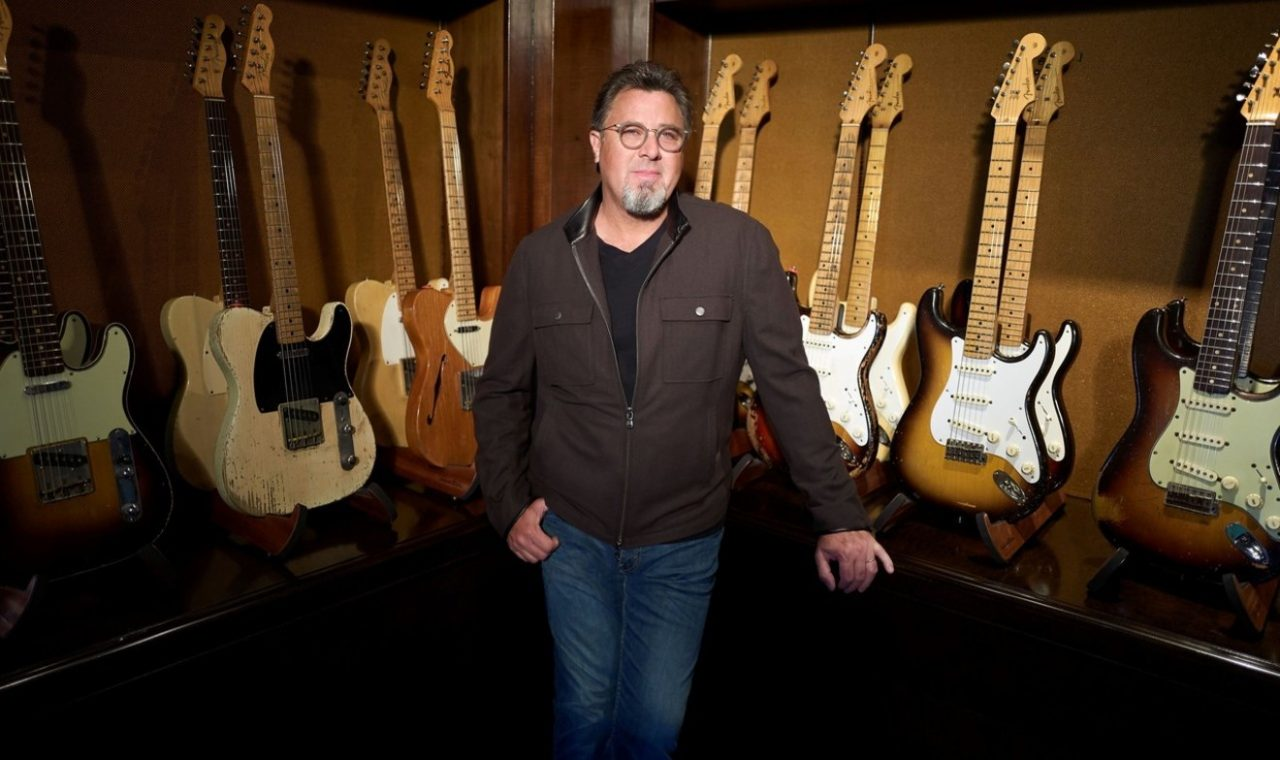 Vince Gill Chooses Love on 'I Don't Wanna Ride the Rails No More'