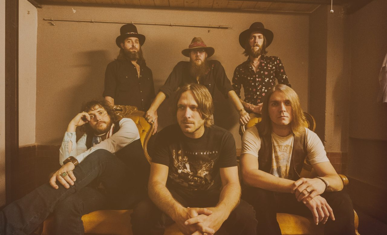 Whiskey Myers Share Exclusive BTS Photos With Self-Titled Album Release
