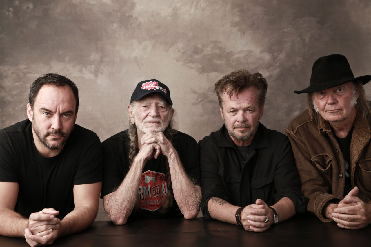 Willie Nelson Reveals Star-Studded Farm Aid 2019 Lineup