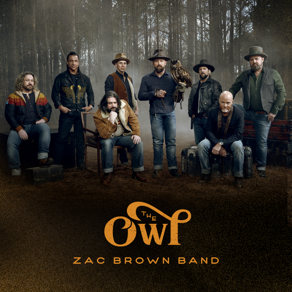Zac Brown Band; Photo credit: Diego Pernia