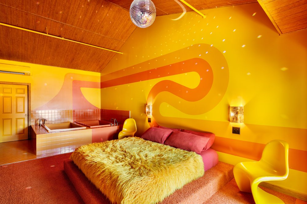 Dive into Nashville's Funky New Motel for Some Late Summer Fun