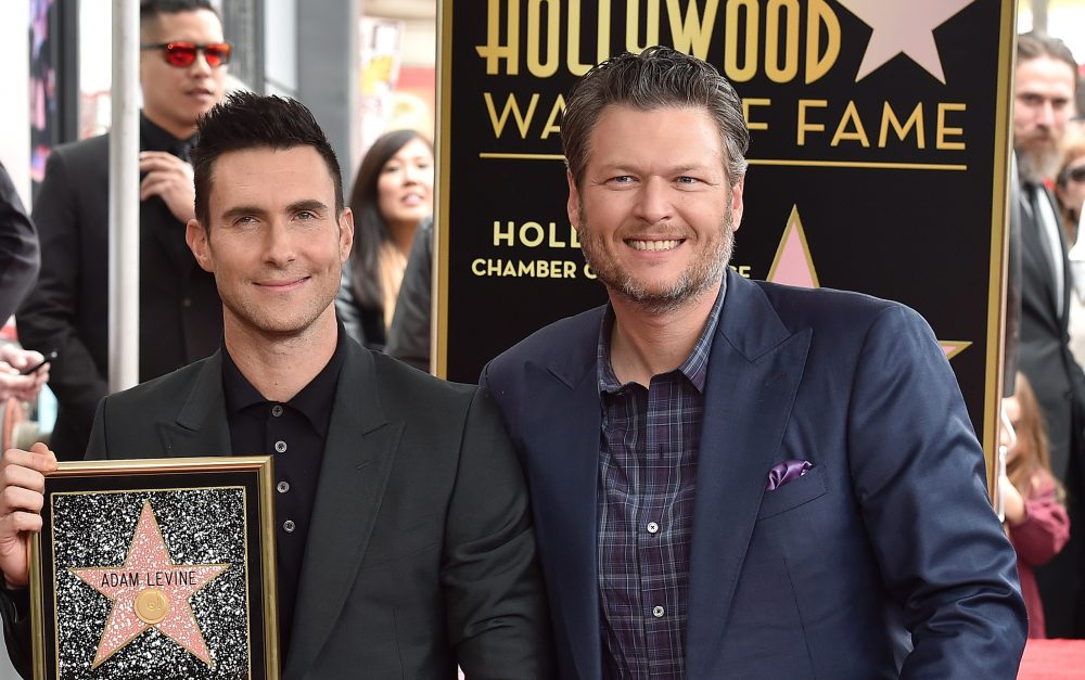 Blake Shelton Admits It's 'Odd' Not Having Adam Levine on 'The Voice'