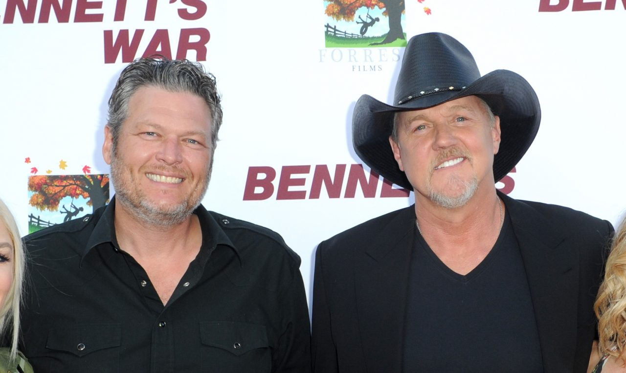 Check Out Blake Shelton and Trace Adkins' Hard Partying 'Hell Right'