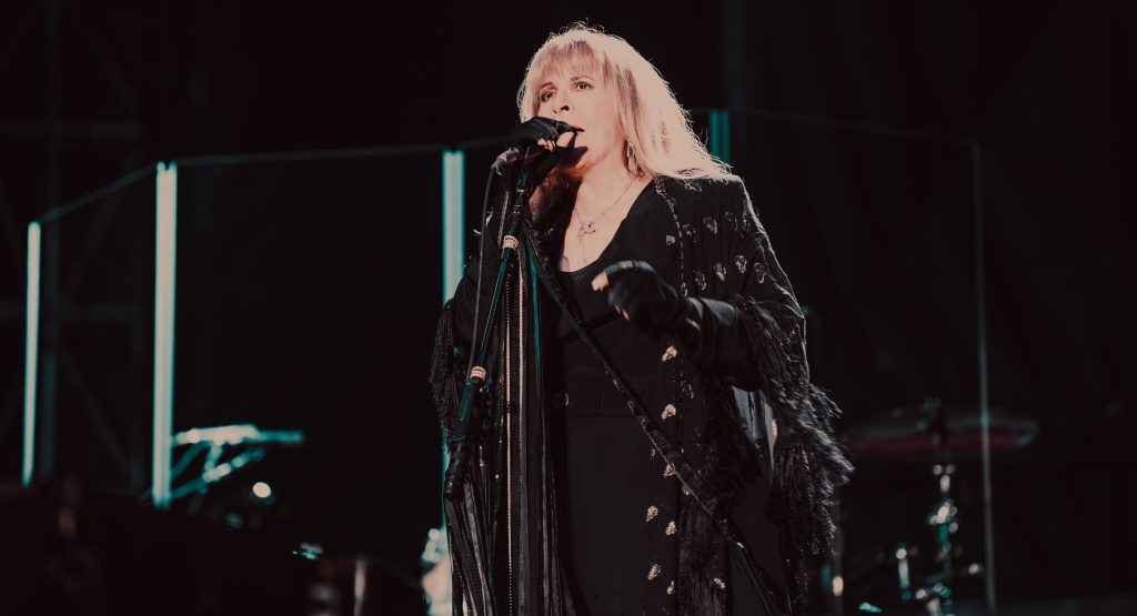 Stevie Nicks at Bourbon & Beyond; Photo credit: Tyler Church