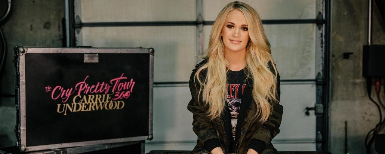 When We Grow Up, We Want To Be Carrie Underwood