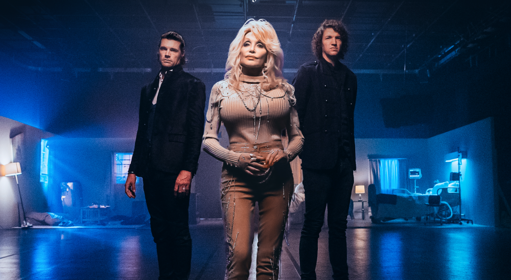 Dolly Parton and For King & Country Remix 'God Only Knows'