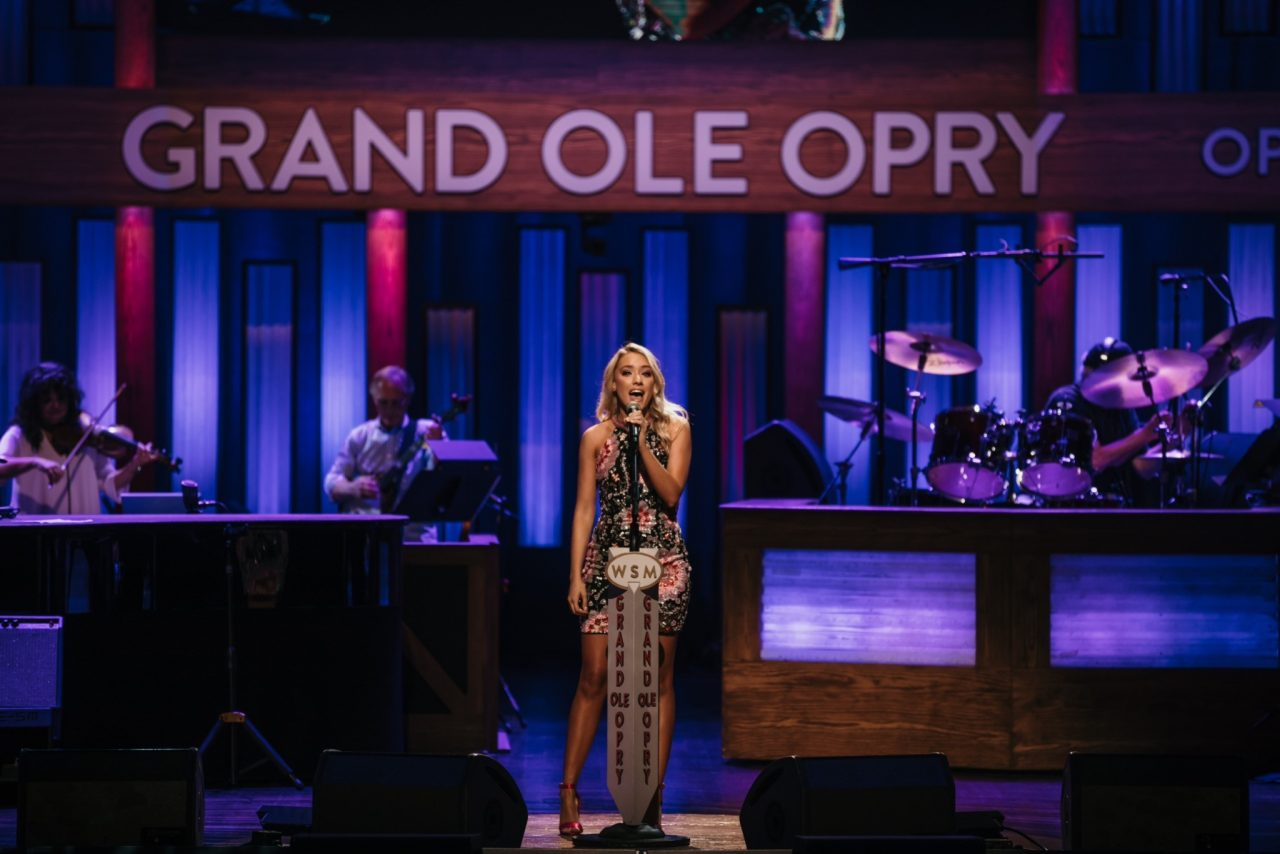 In Her Own Words: Emily Ann Roberts Takes The Grand Ole Opry Stage