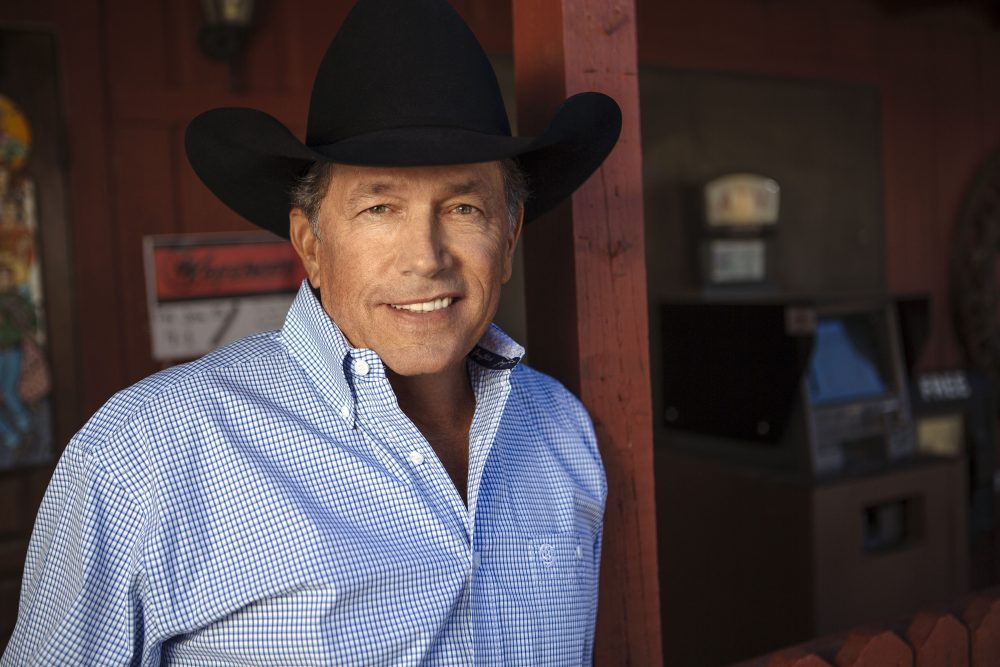 George Strait To Raise Money for Bahamas Relief Efforts with Exclusive T-Shirt