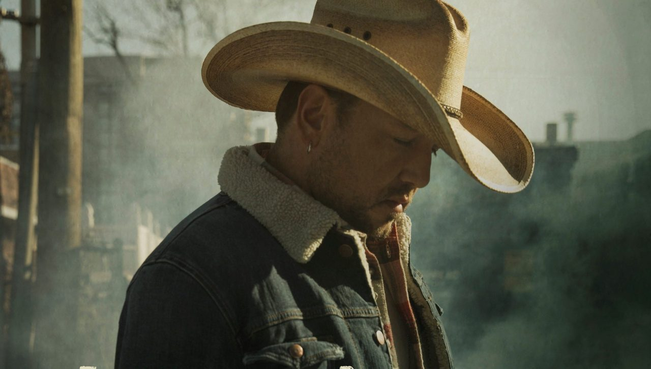 Jason Aldean Lands 23rd Career No.1 With 'Rearview Town'