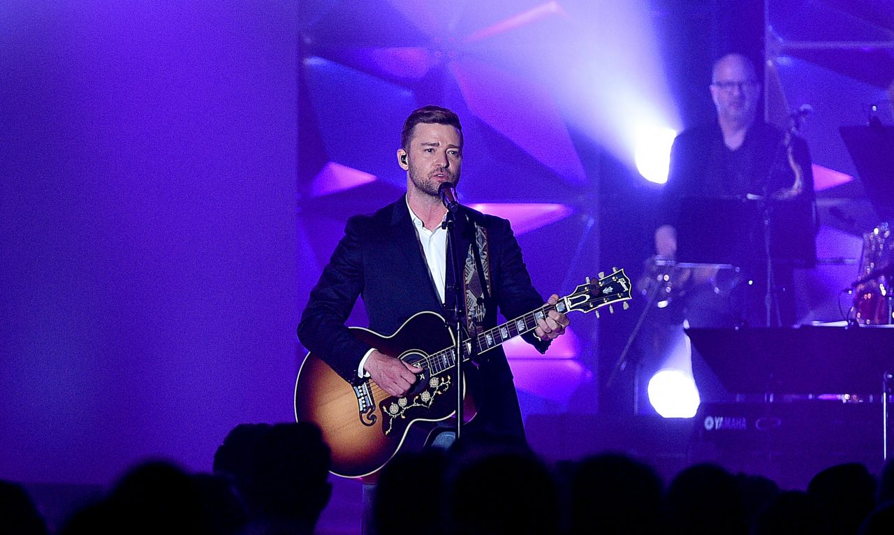Justin Timberlake Crashes BB King's in Memphis to Sing 'Tennesse Whiskey'