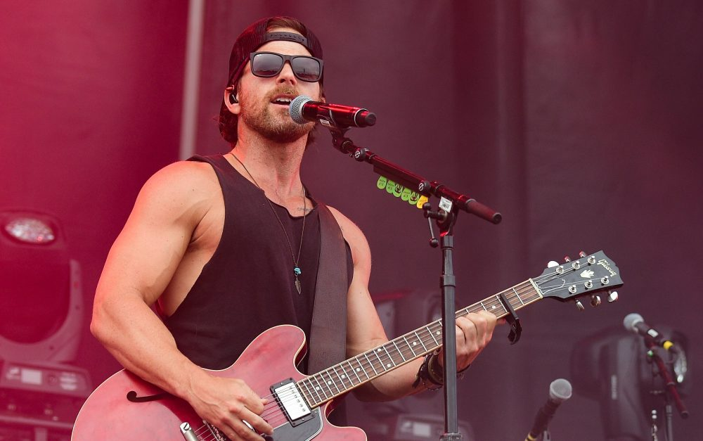 Kip Moore Drops Highly-Anticipated New Single 'She's Mine'