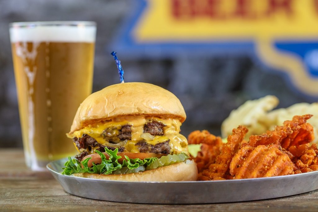 M.L.Rose Craft Beer & Burgers; Photo credit: Southern Fatty Photography