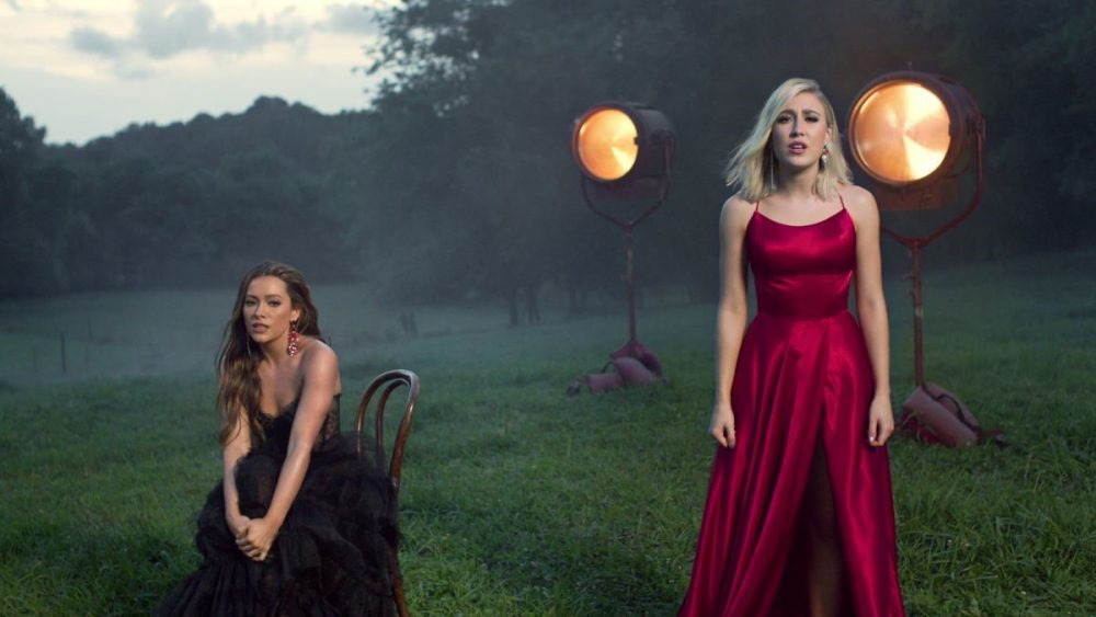 Maddie & Tae Get Real in 'Die From a Broken Heart' Video