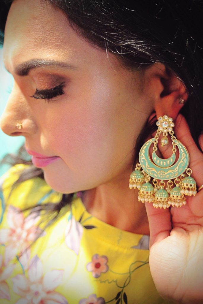 Maneet Curated Earrings; Photo credit: Celeste Sullivan