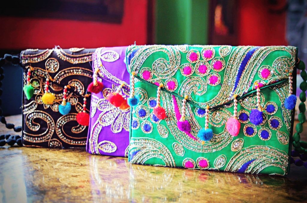 Maneet Curated Purses; Photo credit: Celeste Sullivan